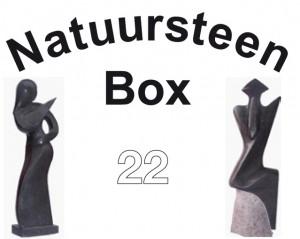 natuursteenbox