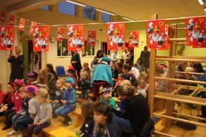 Sinterklaasfeest 2015-2